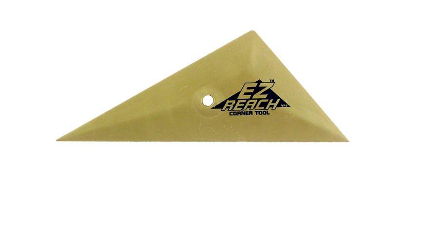 EZ Reach Ultra Gold Squeegee Car Window Film Tinting Fitting Tool Flex-Firm