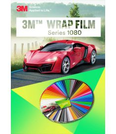Signfilm | 3M 1080 Colors Wrap Film Series | Your Sign Warehouse