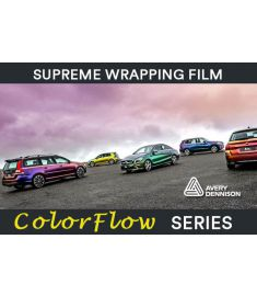 Avery Supreme Wrapping Film ColorFlow Satin