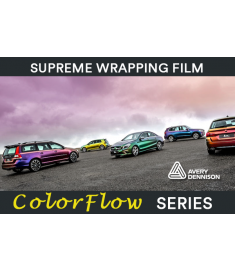 Avery ColorFlow Gloss Supreme wrapping
