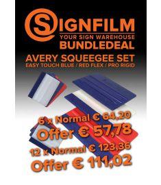 Bundle Deal oktober Avery Squeegee 6
