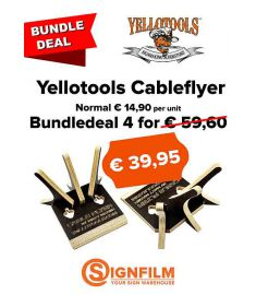 Bundle deal Cableflyer