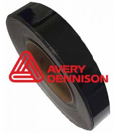 De-Chroming Tape Avery Black Gloss breedte 5cm