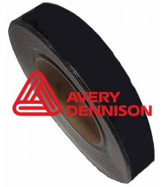 De-Chroming Tape Avery Black Matt width 5cm