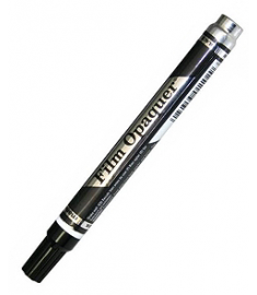 WT-44 Film OPAQUER Pen- Broad Tip