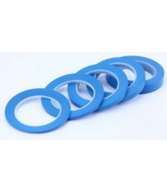FOL303 Fine Line Tape – Blue, 3mmx33m