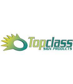 Topclass Sign Products Etched-Series 61cm