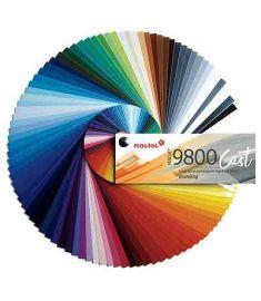 MaCal 9800 Cast kleurenwaaier