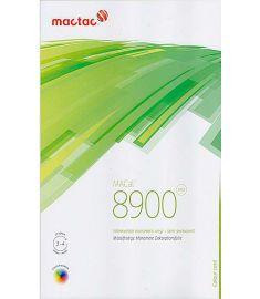 MacTac 8900 Matt White-Black 123cm