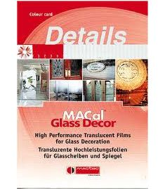 MacTac Glass Décor 798-Series 123cm