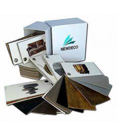 Newdeco Interior foil Sample Book