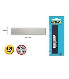 BS-10B Olfa Small Blade Unit 10 Pieces / Blister Knife 10cm