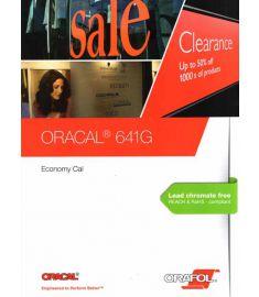 Oracal 641 GLOSS Colors 63cm