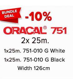 Oracal 751 C width 126cm