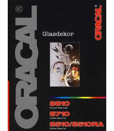 Oracal 8510-90 Silver Fine Width 152cm