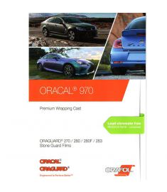 Oracal 970 MRA Metallic Matt