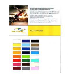 Poli-Flex Turbo Neon  50cm