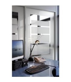 Reflectiv INT 200 White Frosted Width 152cm