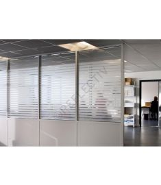 Reflectiv INT 245 Frosted Stripes Of 45mm Width 152cm