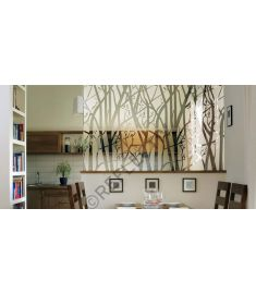 Reflectiv INT 530 Frosted Trees Width 152cm