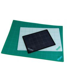 Cutting Mat 2230-BL Securit 22X30cm Black