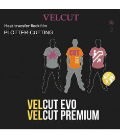 SEF-Velcut Flock Neon 50cm