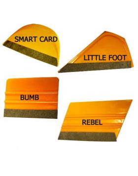 Mango Pro Pack 4 Squeegees